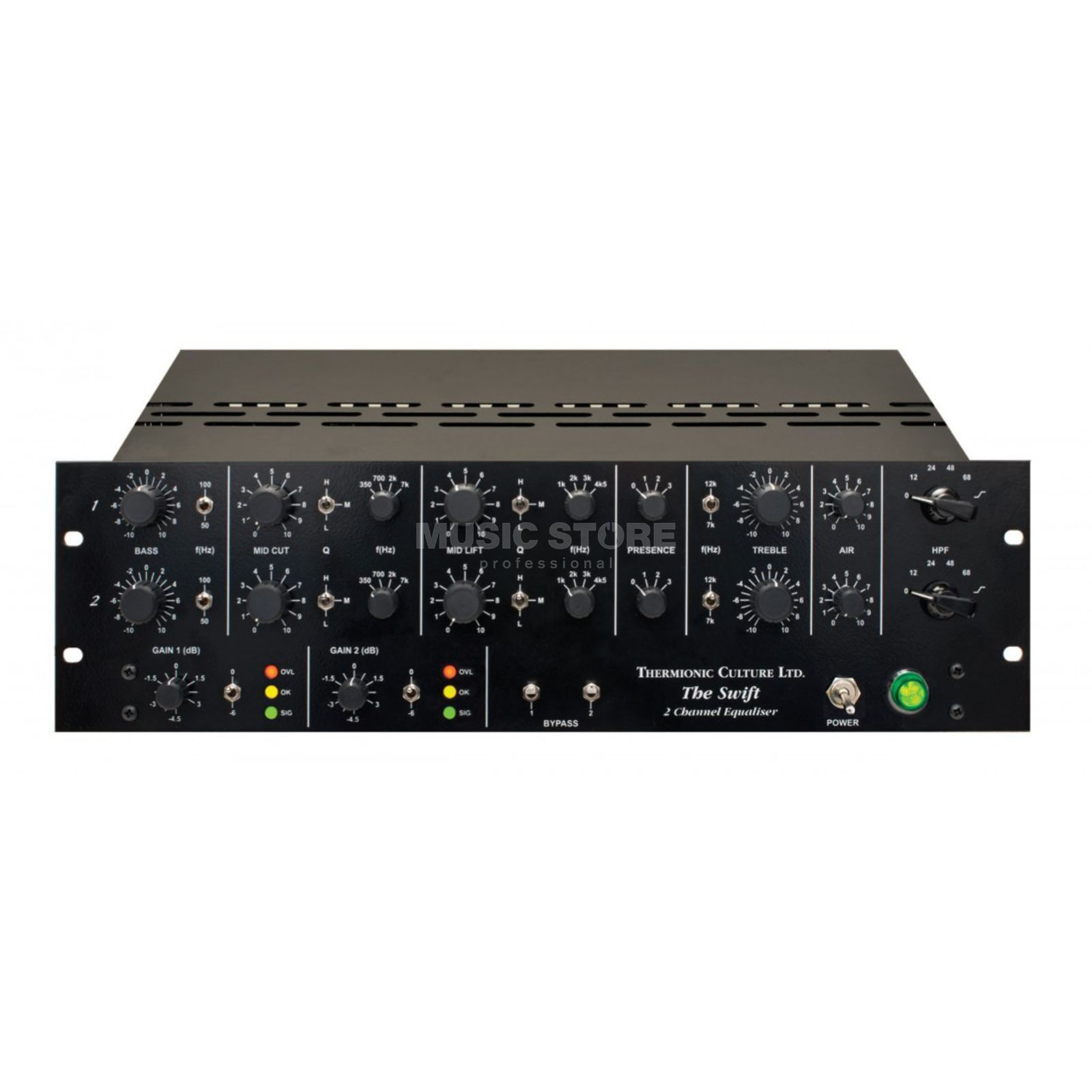 Thermionic Culture The Swift - 2-Kanal Röhren-EQ Imagem do produto