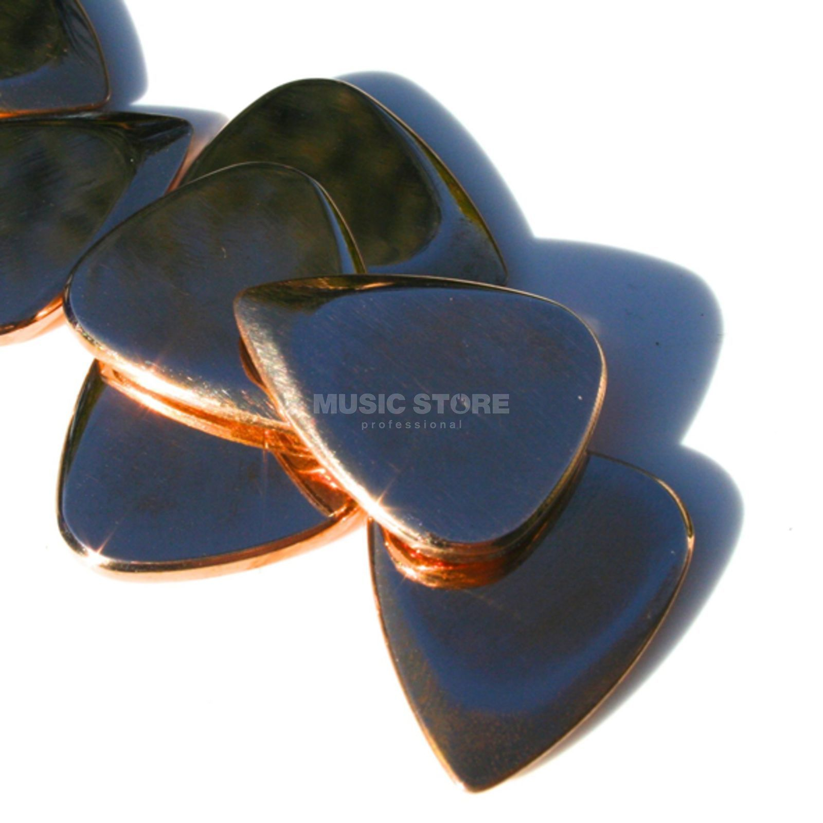 Timber Tones Metal Tones Bronze Mini Picks Produktbild