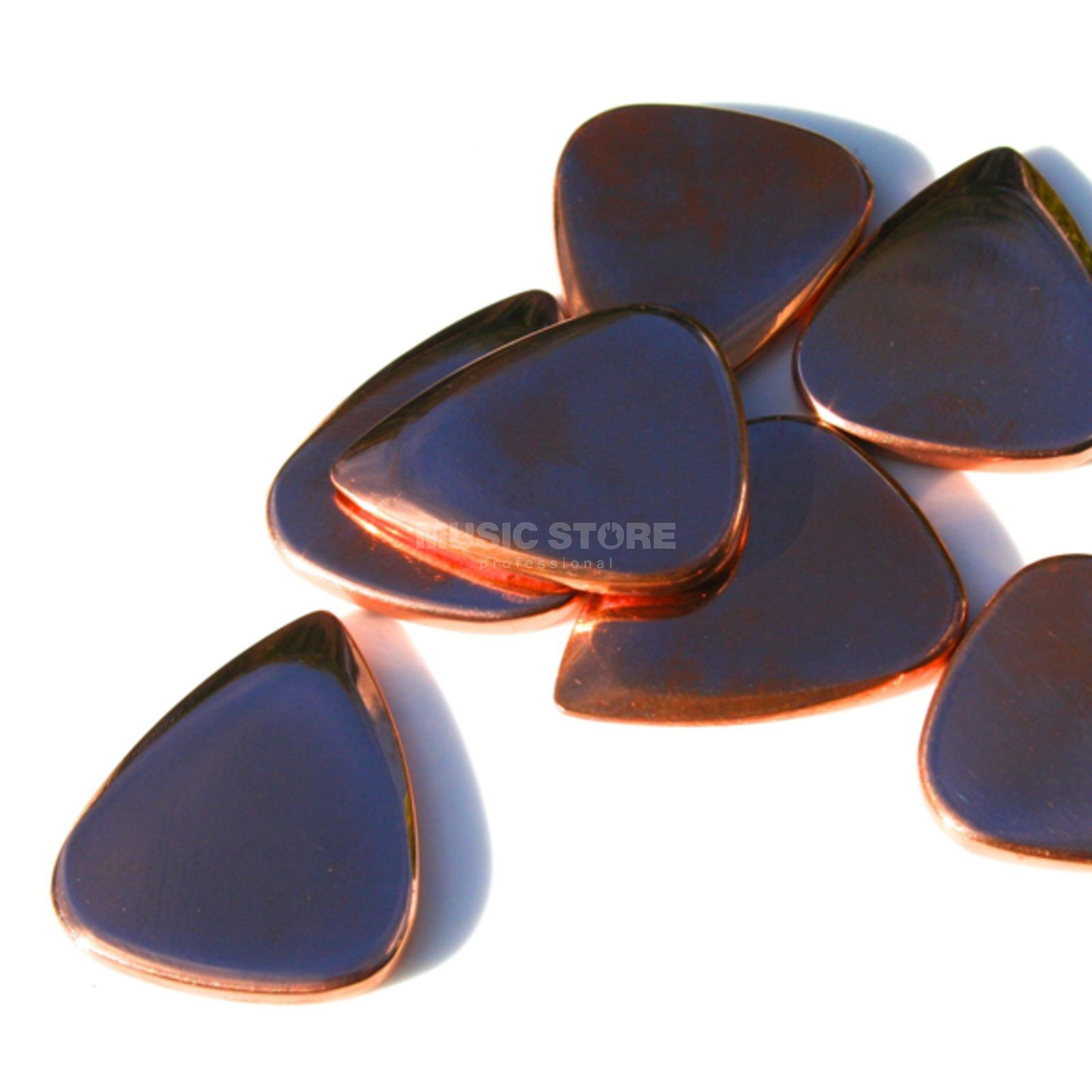 Timber Tones Metal Tones Copper Mini Picks Produktbild