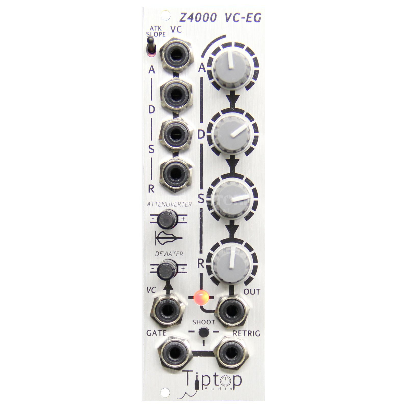 Tiptop Audio Z4000 Envelope Generator Product Image