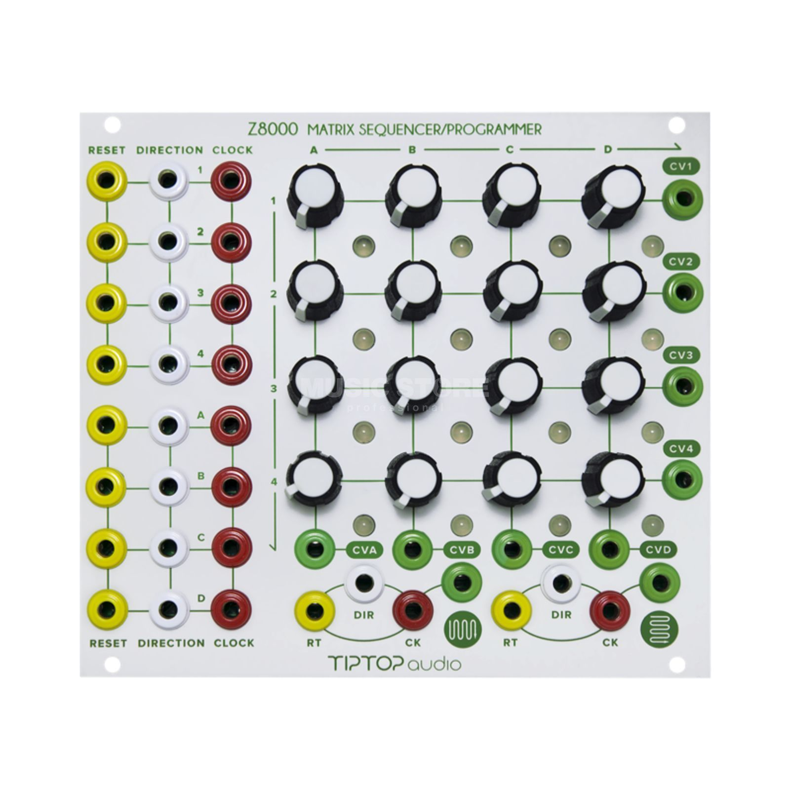 Tiptop Audio Z8000 Matrix Sequencer Product Image