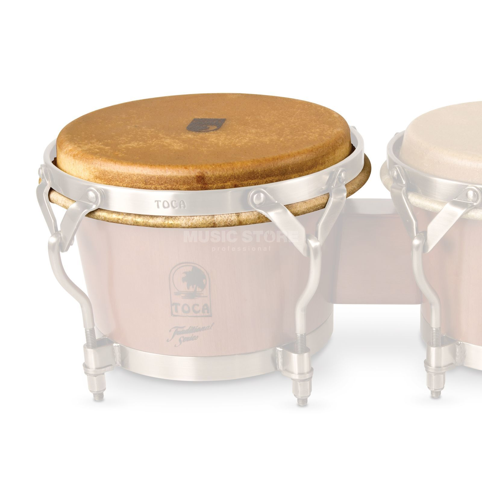 "Toca Percussion BongoFell 8,5"" (Large), für 3900 Traditional Produktbild"