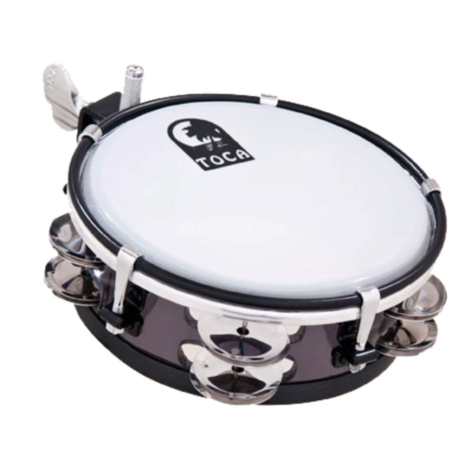 "Toca Percussion Jingle Sidekick TSKJ-6BK, 6""  Produktbild"
