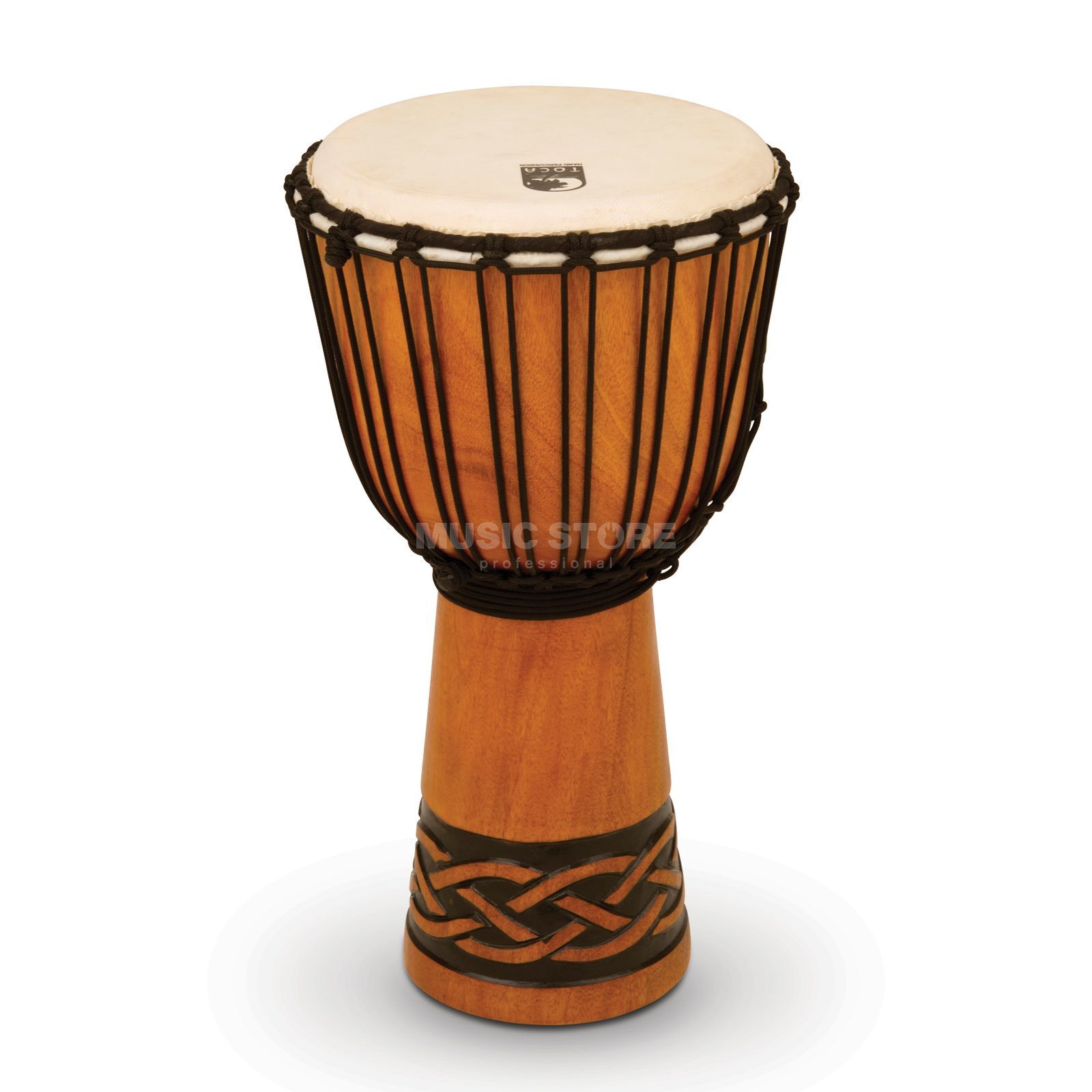 "Toca Percussion Origins Djembe TODJ-10CK, 10"", Celtic Knot #CK Изображение товара"