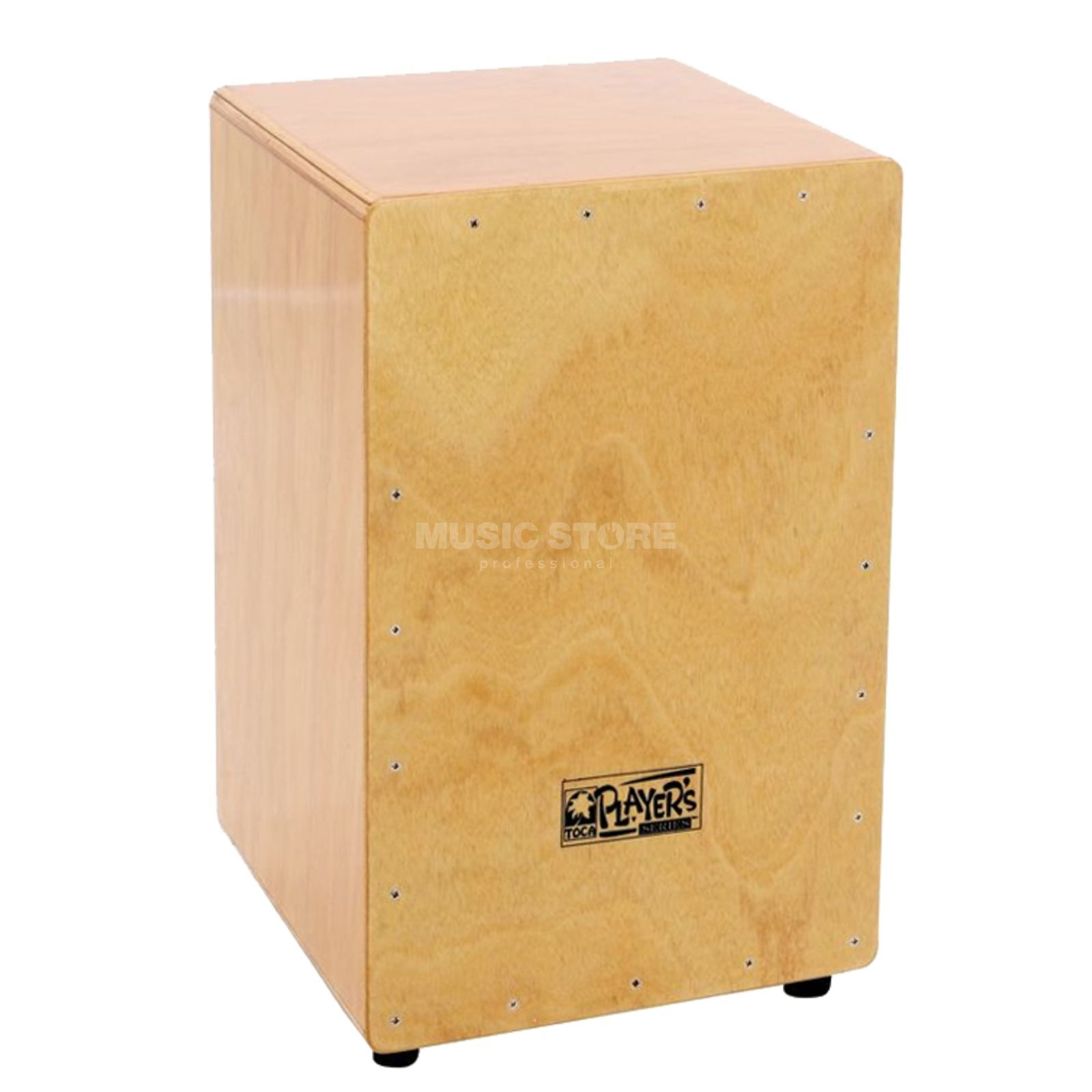 Toca Percussion Player´s Series Cajon TCAJ-PN, Natural Produktbillede