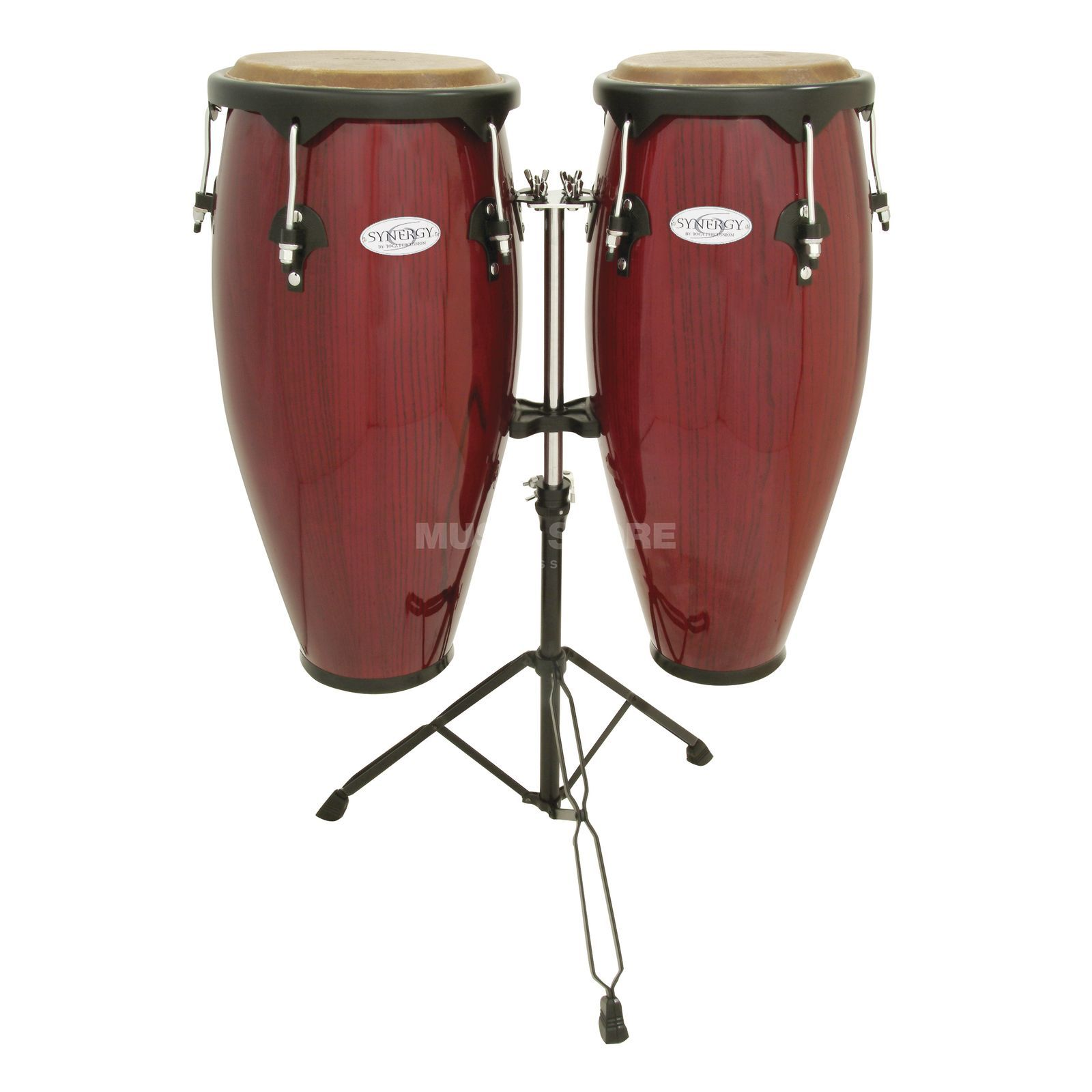 "Toca Percussion Synergy CongaSet 2300RR, 10"" & 11"", Rio Red Produktbild"
