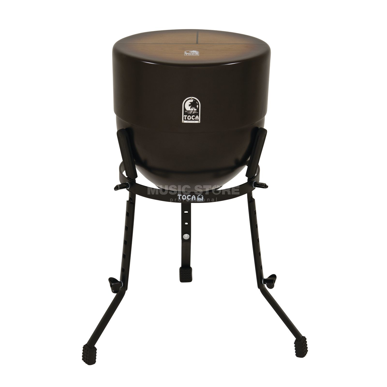 Toca Percussion Triple Conga Cajon T-TCC, incl. Stand Produktbillede
