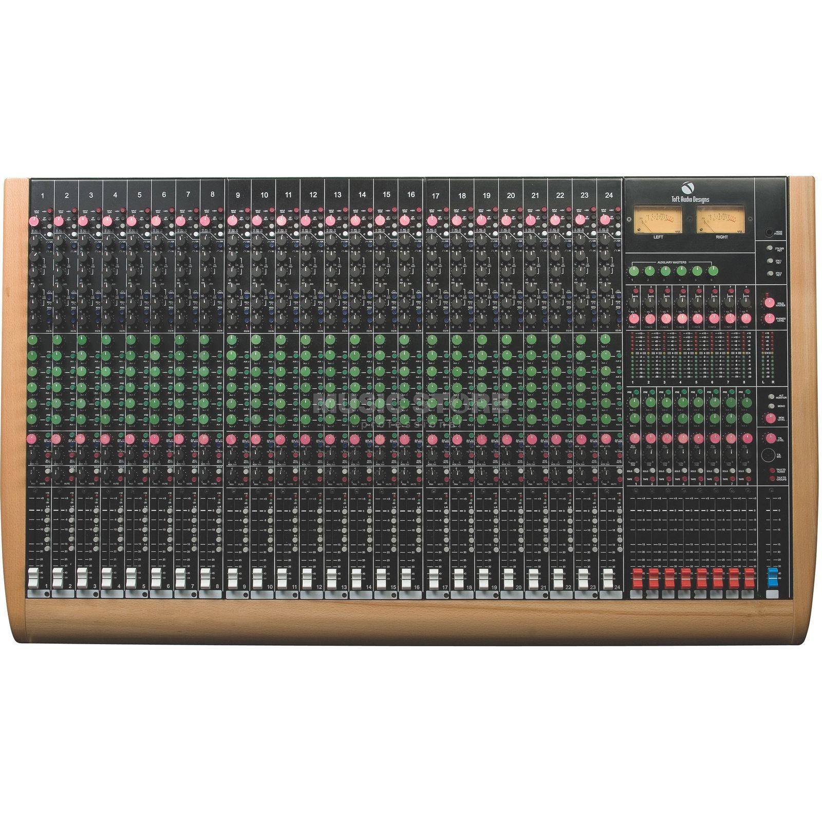 Toft Audio Design ATB 24 24-Channel Inline-Mixer  Produktbillede