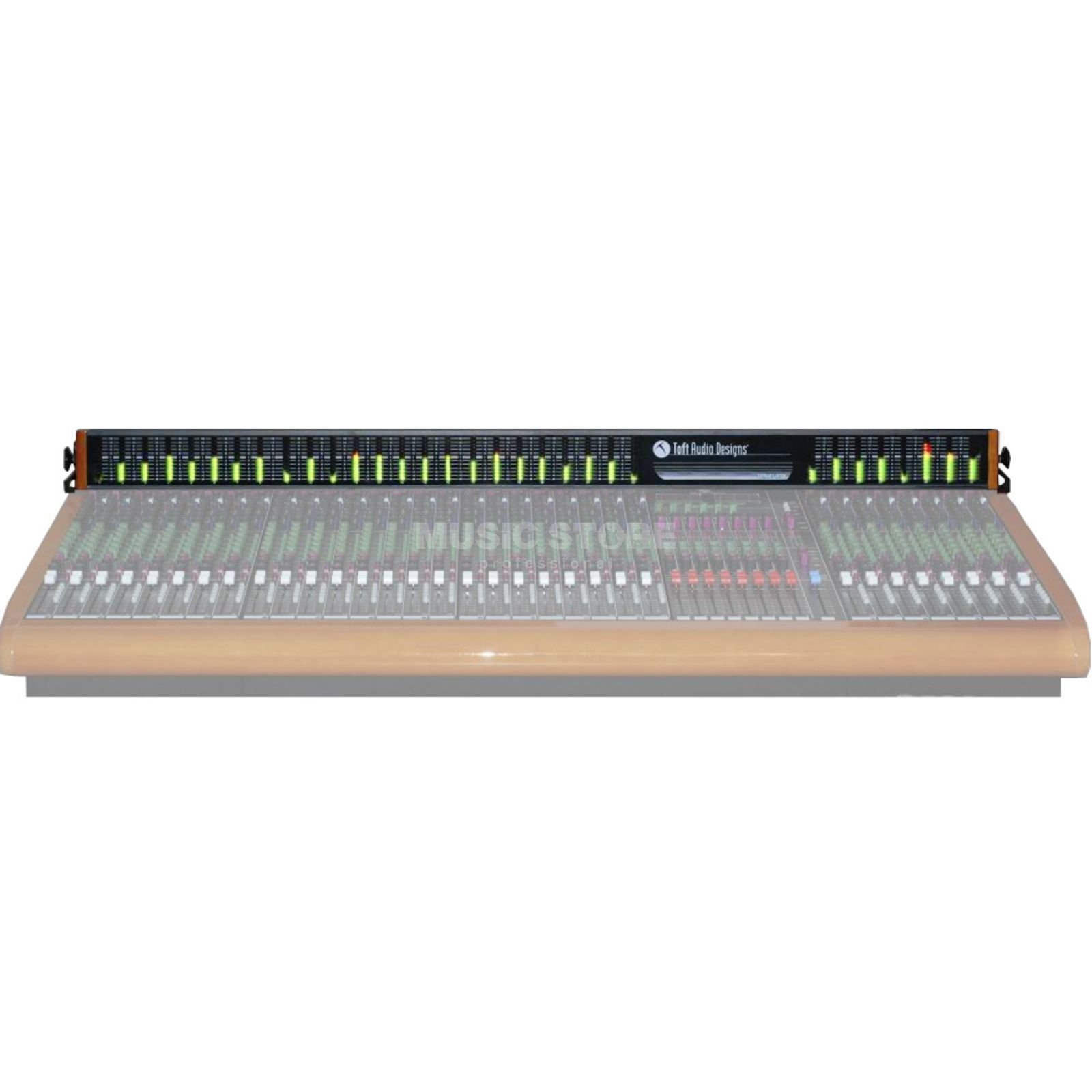 Toft Audio Design ATB-32 MB Meter Bridge for ATB 32 Produktbillede