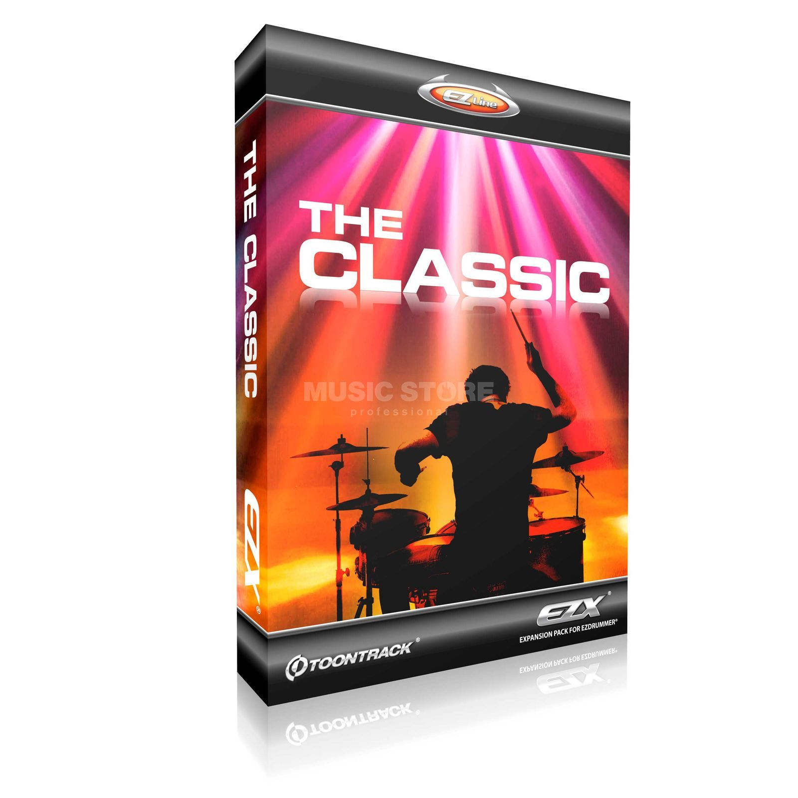 Toontrack The Classic EZX Expansion Pack    Produktbillede