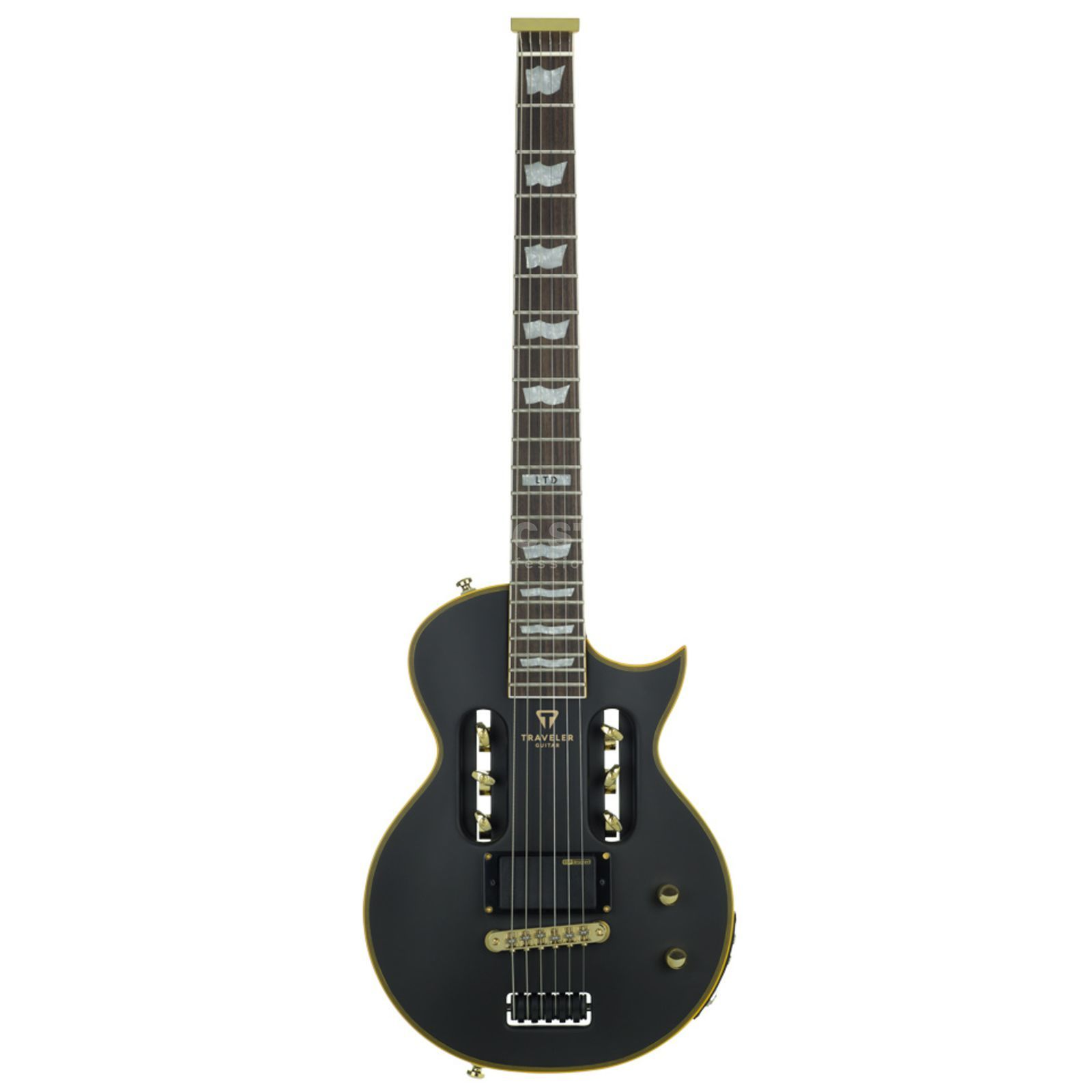 Traveler Guitar LTD EC-1 Vintage Black Product Image