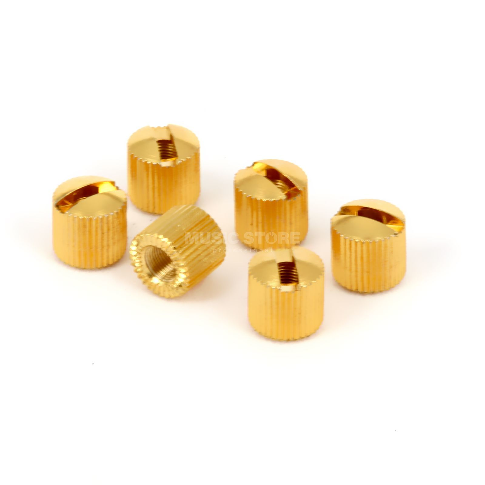 Tronical GmbH Lock Nuts Gold Produktbillede