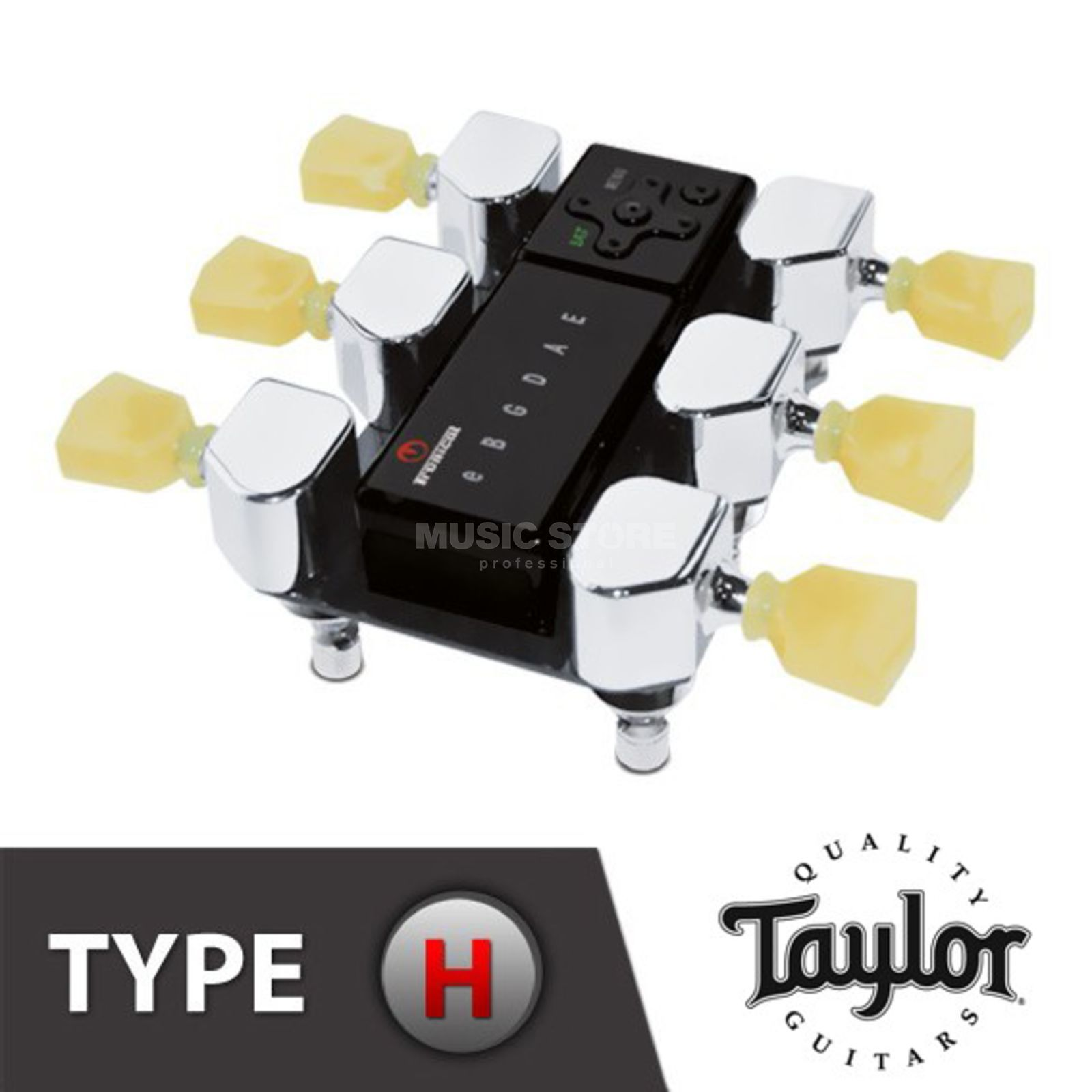 Tronical GmbH Tune System Type H Taylor 110, 214, 414, 910, T5 Produktbild