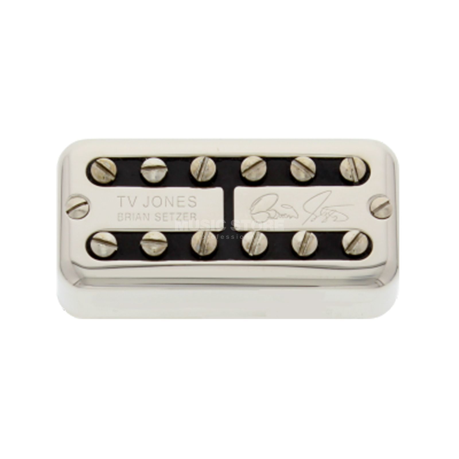 TV Jones Brian Setzer Signature Bridge Nickel Product Image