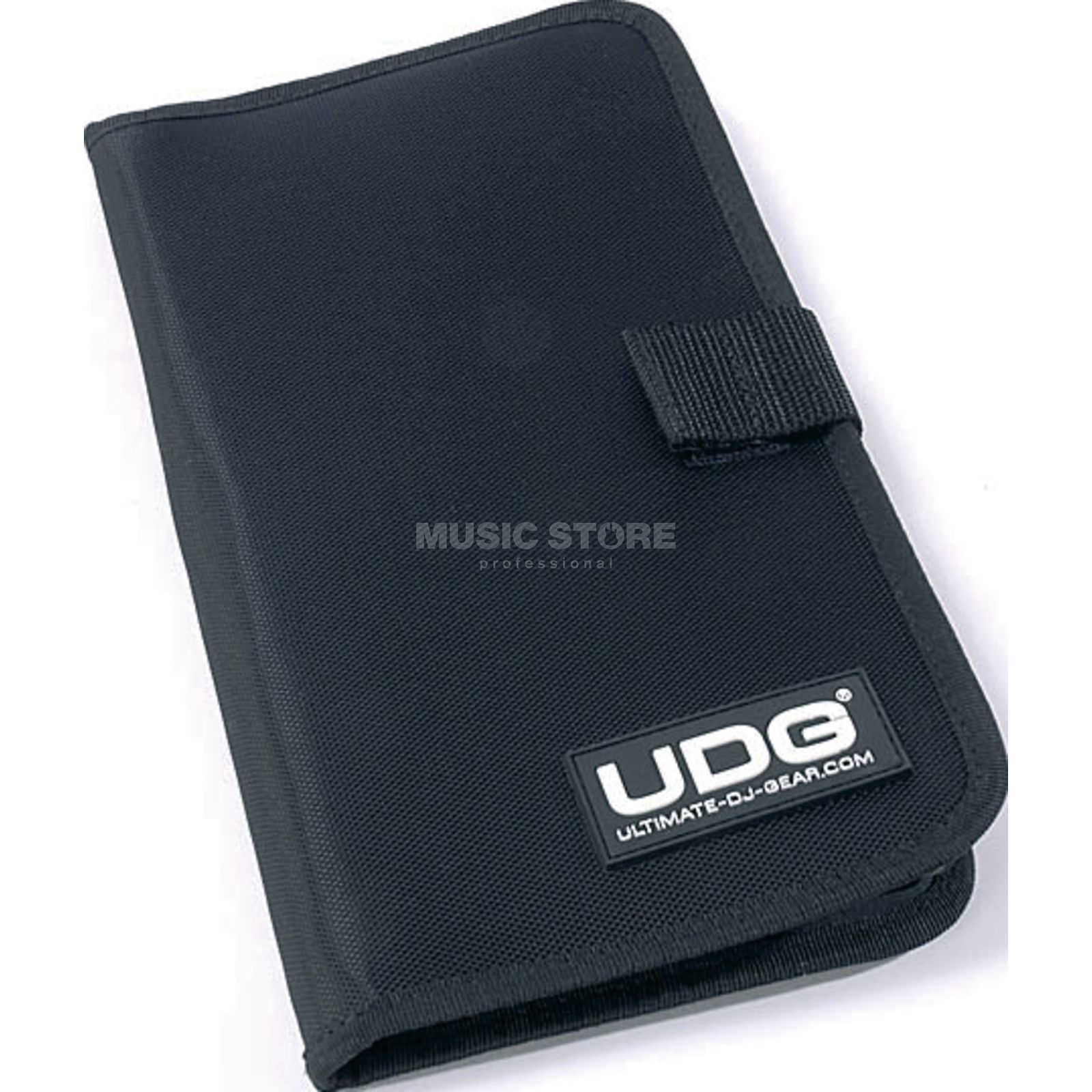 UDG CD Map black (U9980bl) for 24 CDs Produktbillede