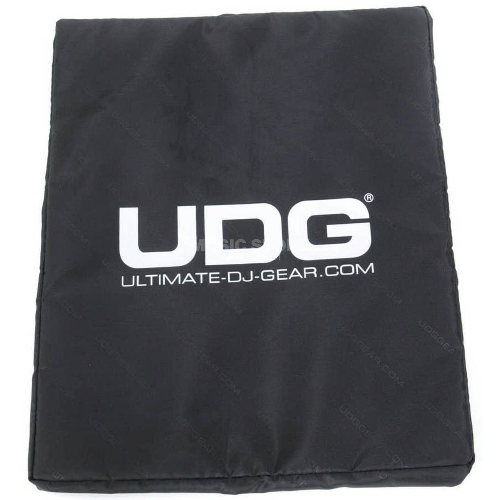 UDG CD-Player/Mixer Dust Cover Black (U9243) Immagine prodotto