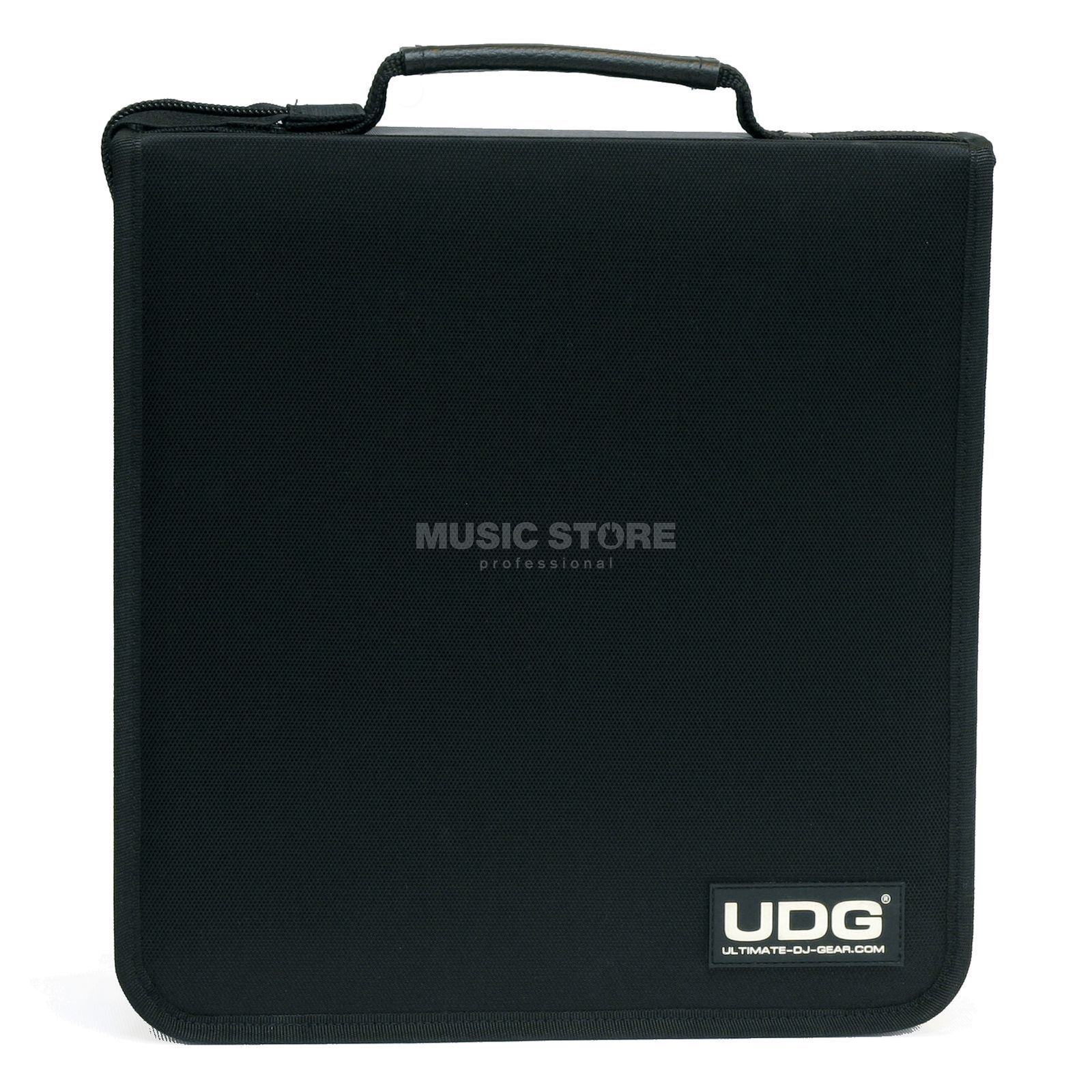 UDG CD Wallet 128 Black (U9979BL) Produktbillede