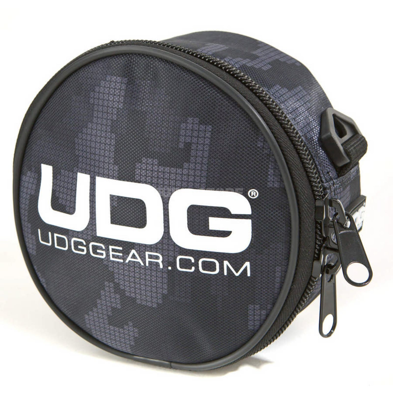 UDG Headphone Bag Digital Camo Grey (U9960CG) Produktbillede