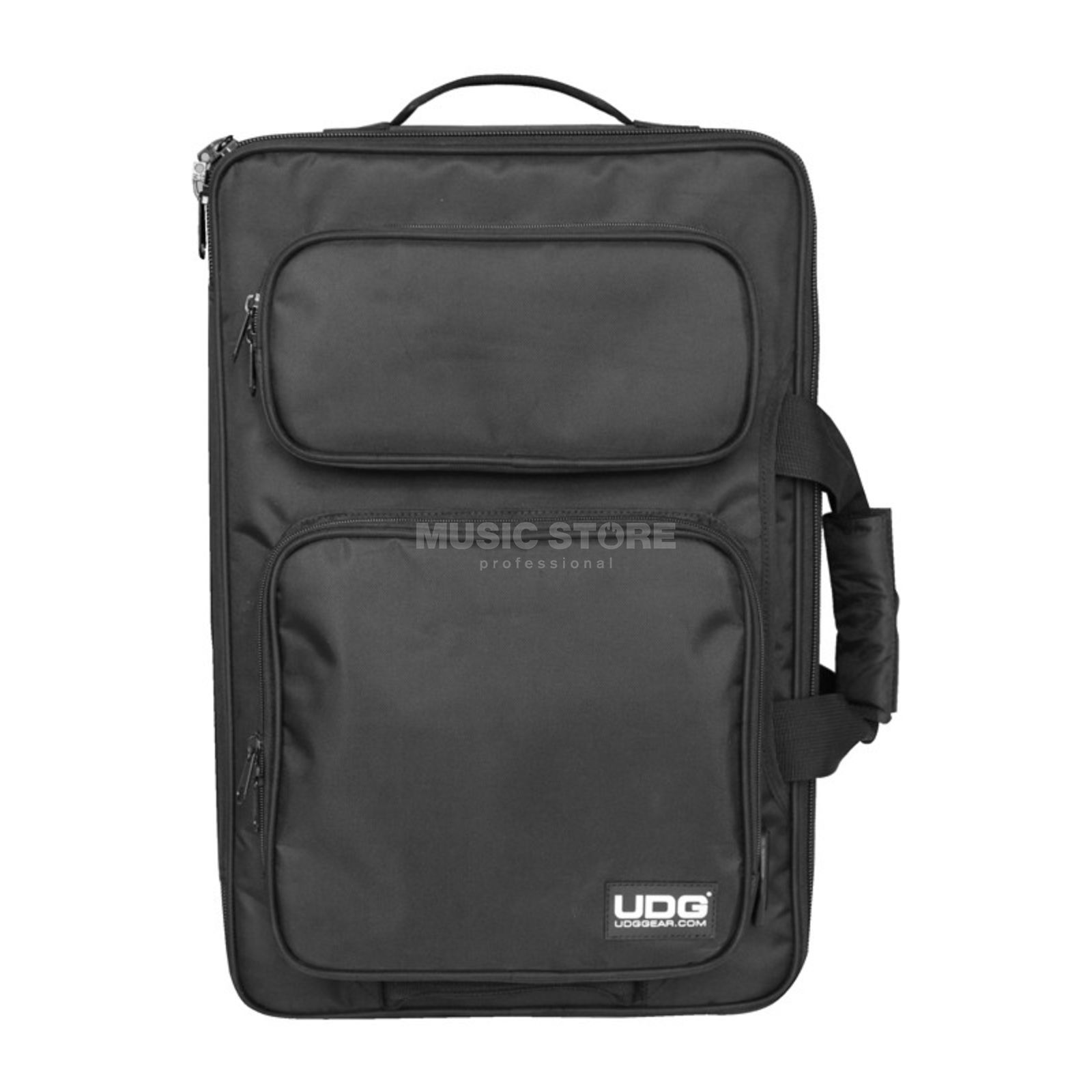 UDG NI-S4 Midi Controller Backpack Black/Orange (U9103BL/OR) Product Image