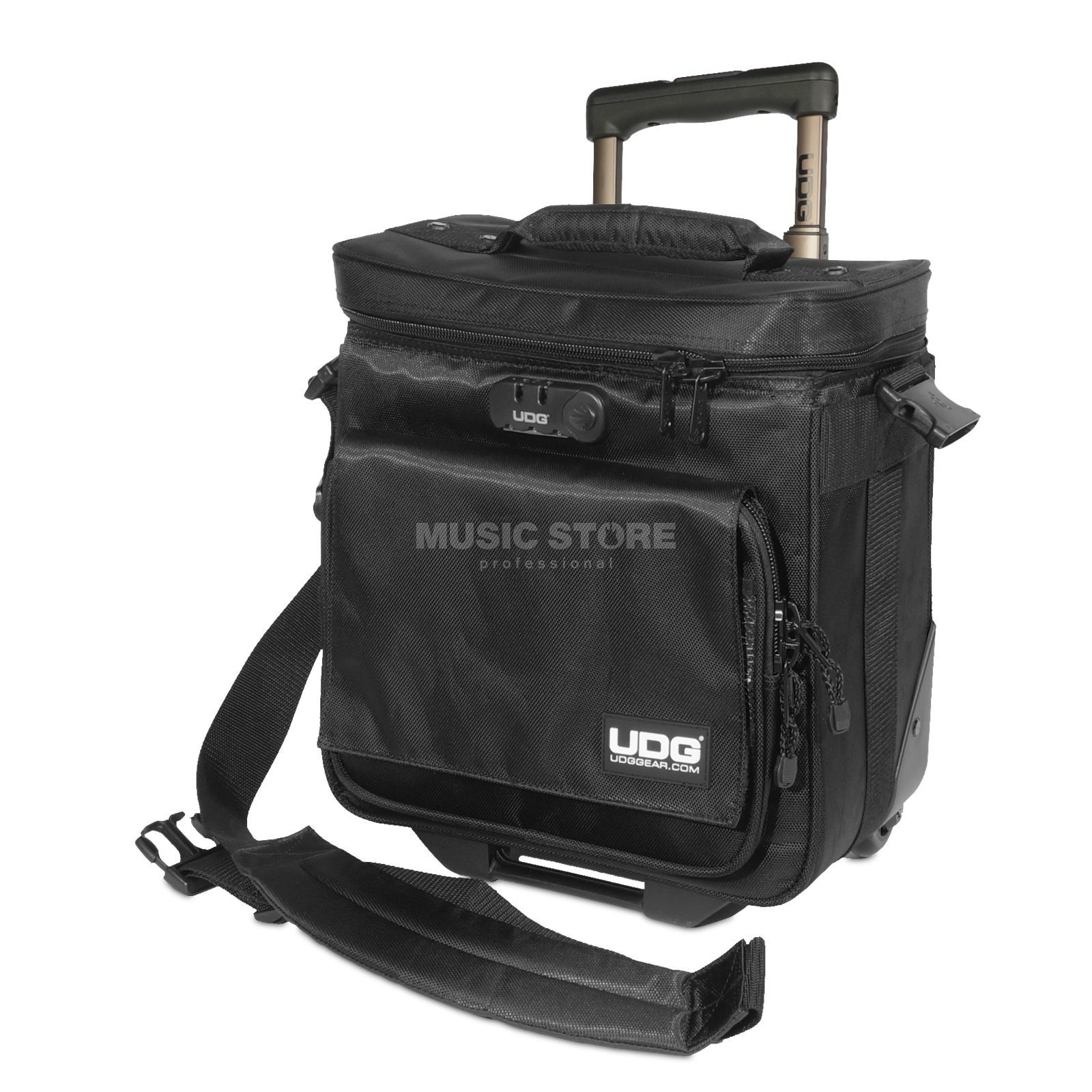 UDG Trolley To Go Black U9870BL Produktbild