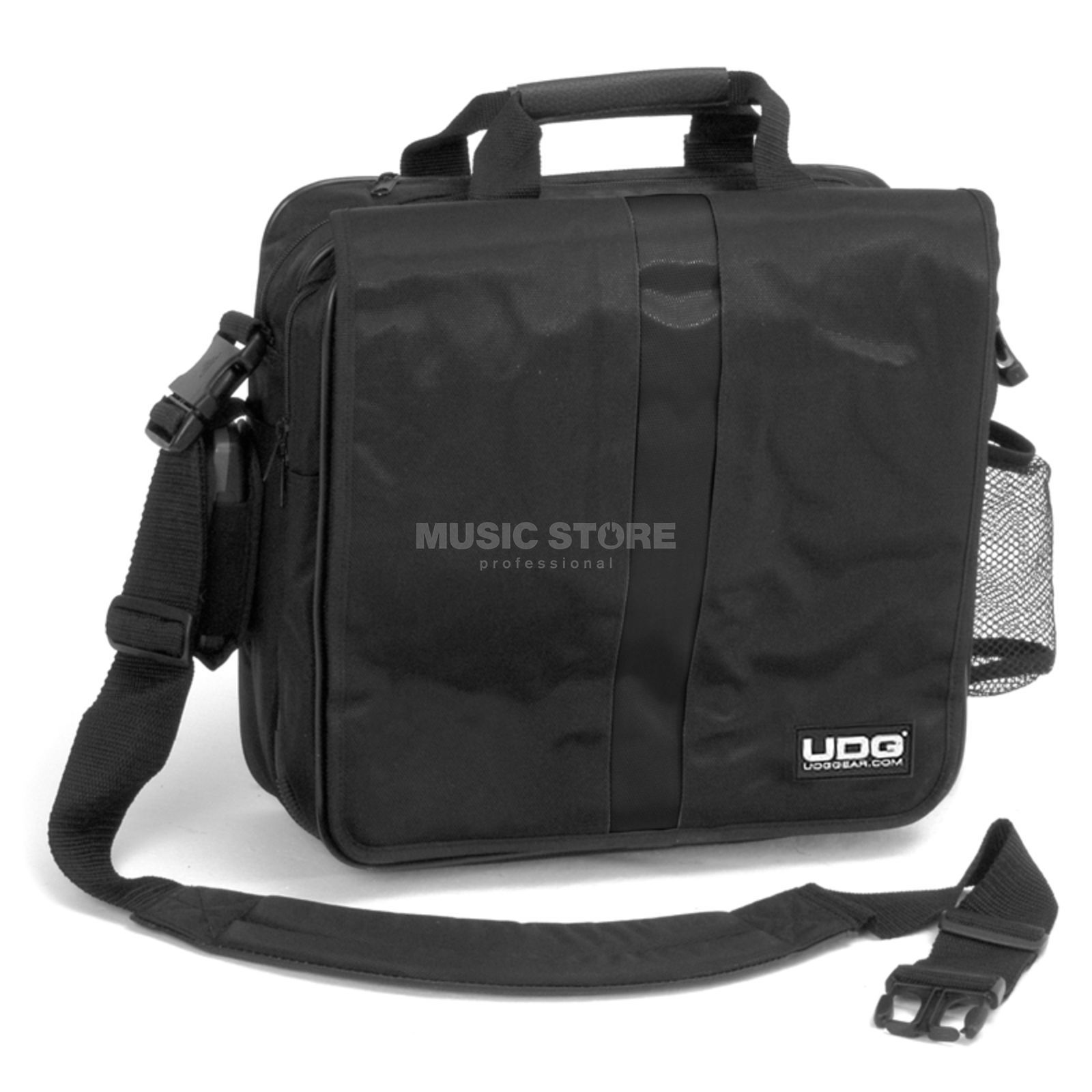 UDG UDG CourierBag Deluxe Black/ Orange (U9470BL/OR) Produktbillede