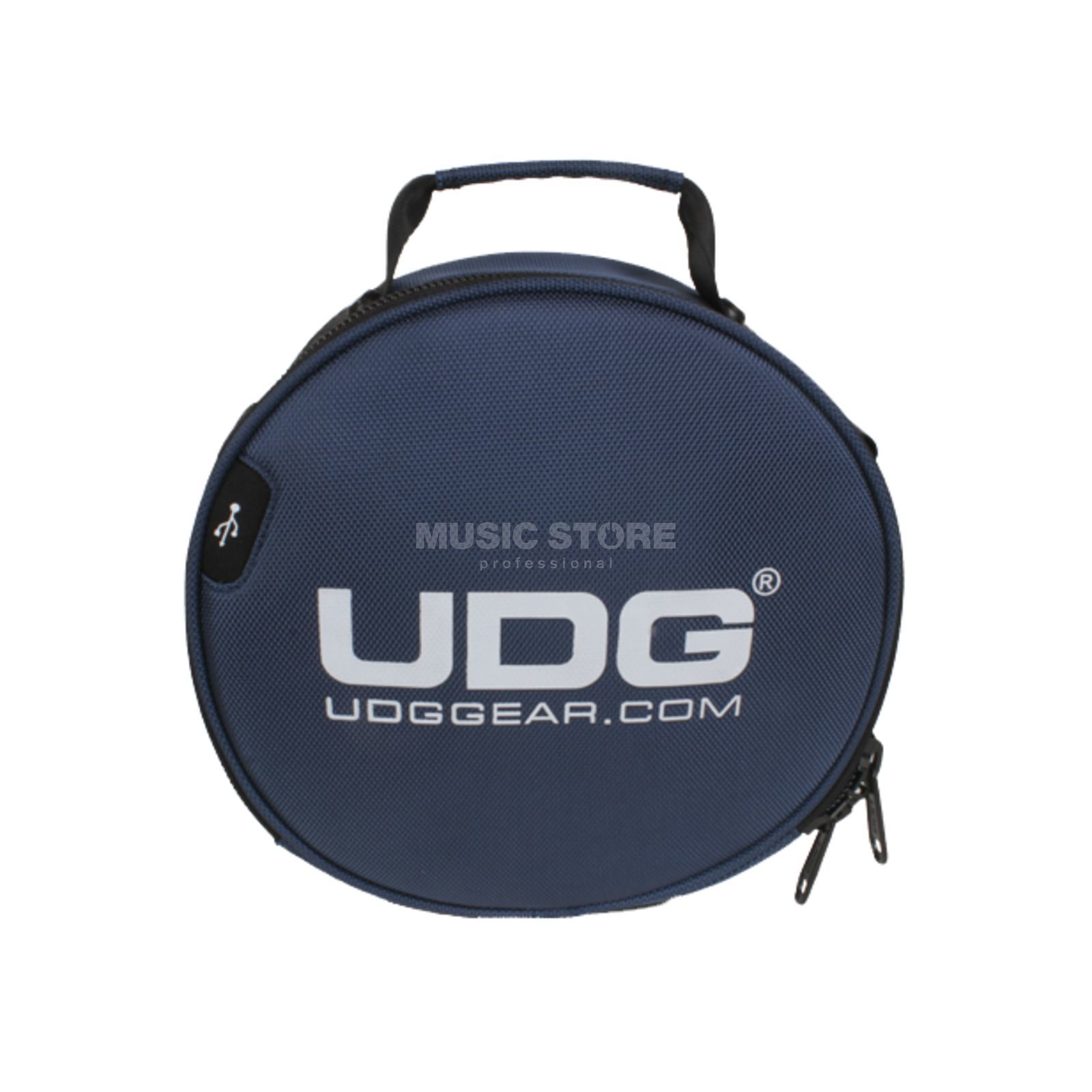 UDG Ultimate Digi Headphone Bag Dark Blue (U9950DB) Produktbillede