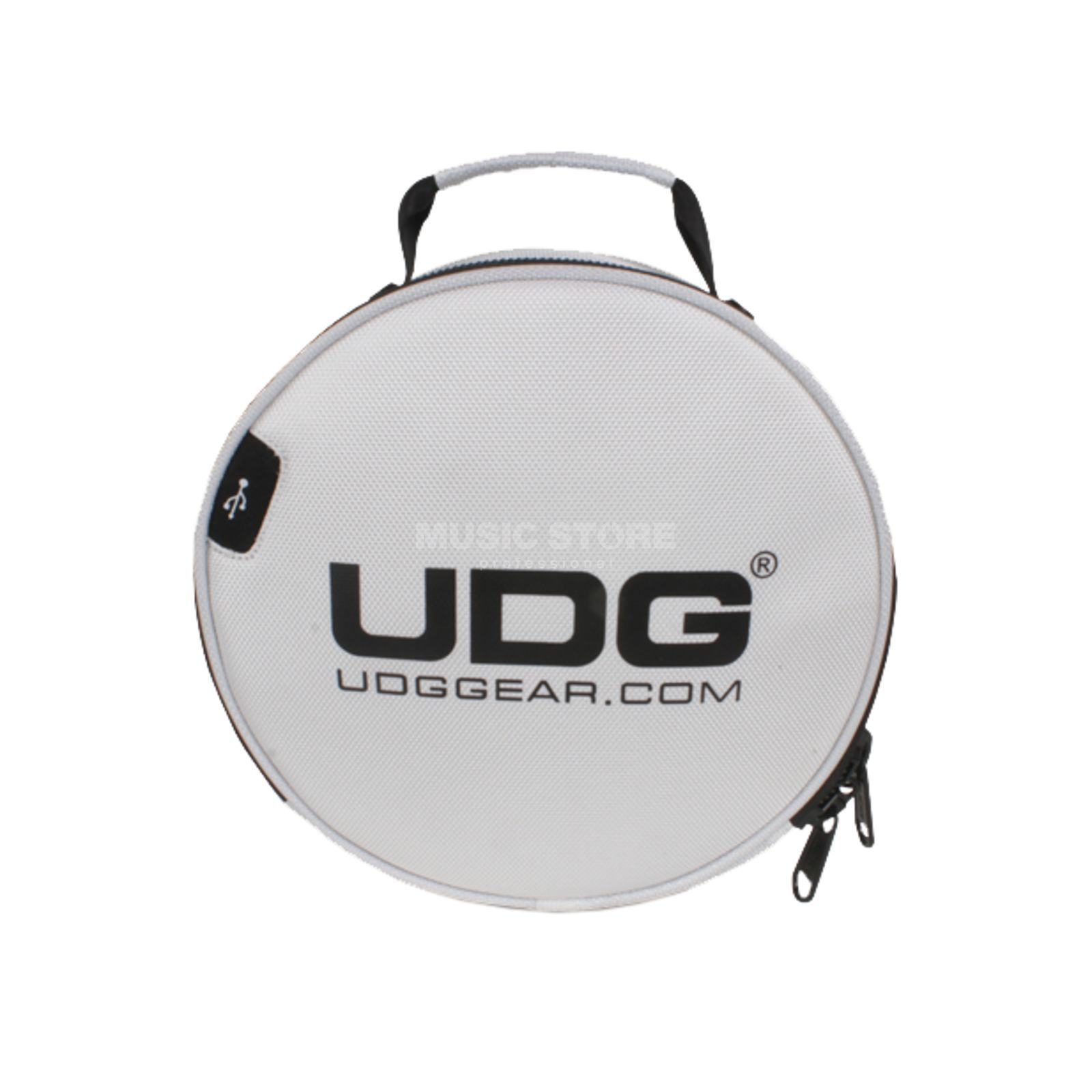 UDG Ultimate Digi Headphone Bag White (U9950WT) Produktbillede