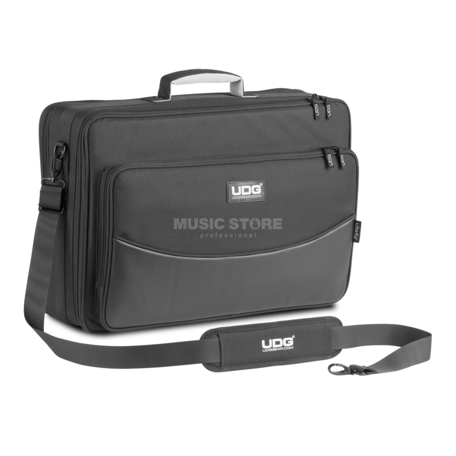 UDG Urbanite Controller FlightBag Medium Black (U7001BL) Produktbild