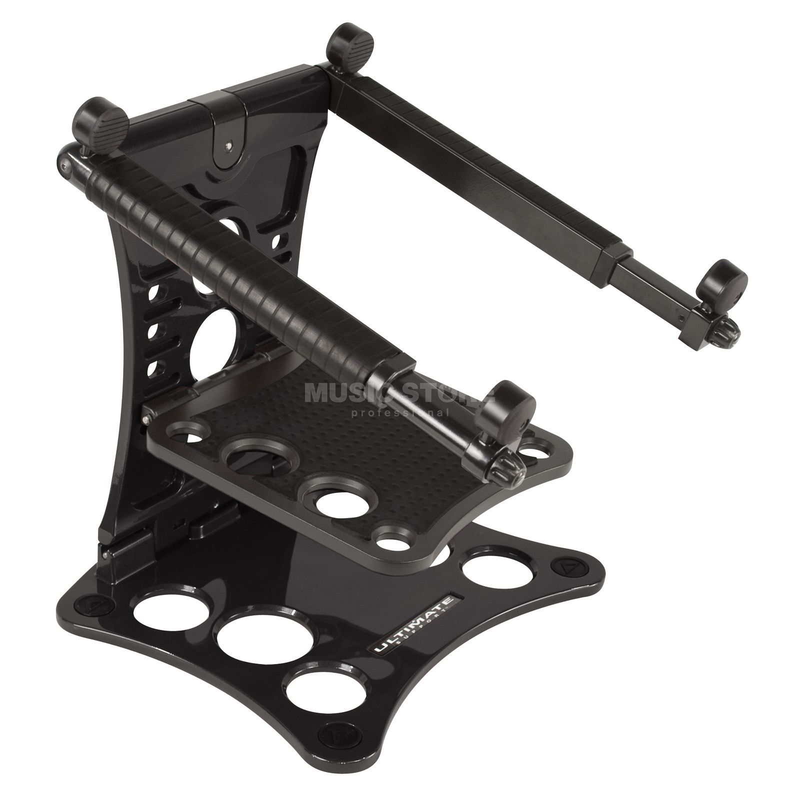 Ultimate Hyperstation Black LPT-1000B Laptop Stand Product Image