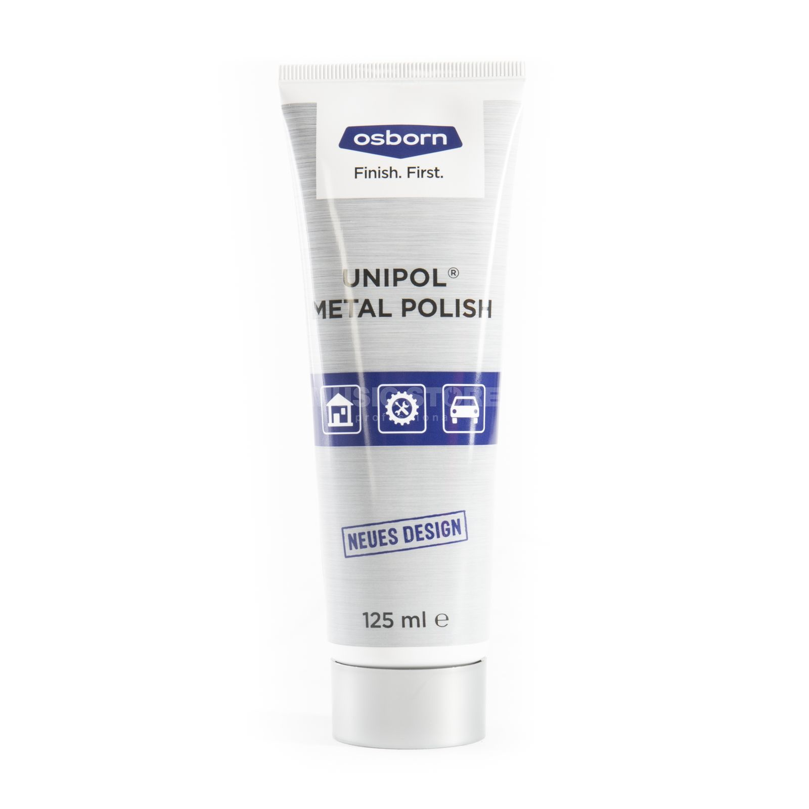 UNIPOL Metal Polish 50ml (100ml = 9.- Ç) Изображение товара