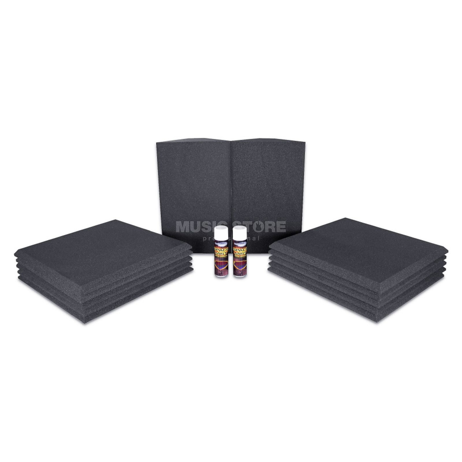 Universal Acoustics Neptune-2 Room Kit 14-piece, 3.6m², anthracite Produktbillede