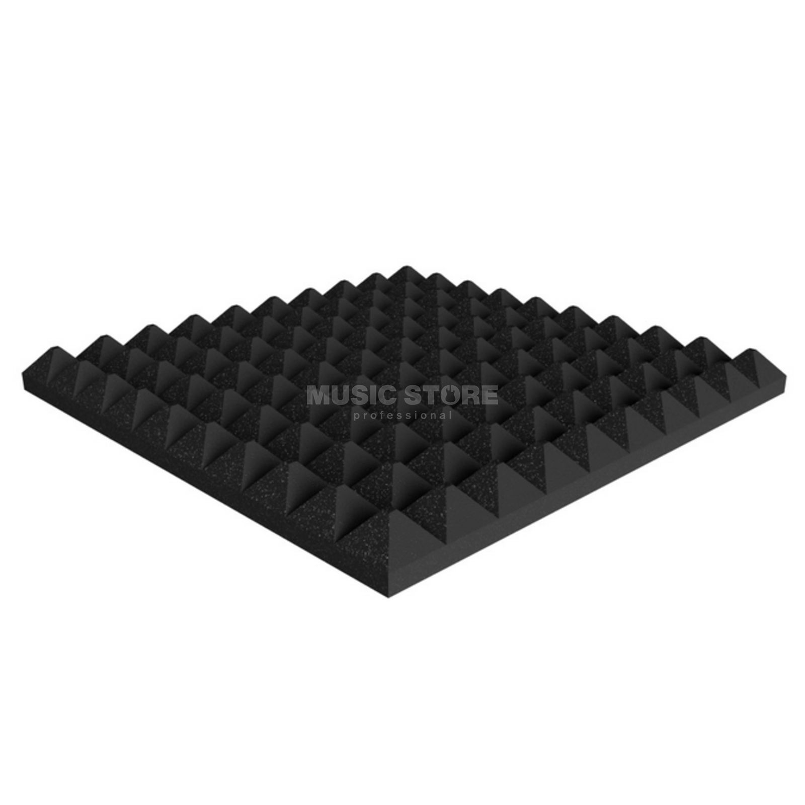 Universal Acoustics Saturn Pyramid Pack Charcoal - Pack Of 10 Produktbillede