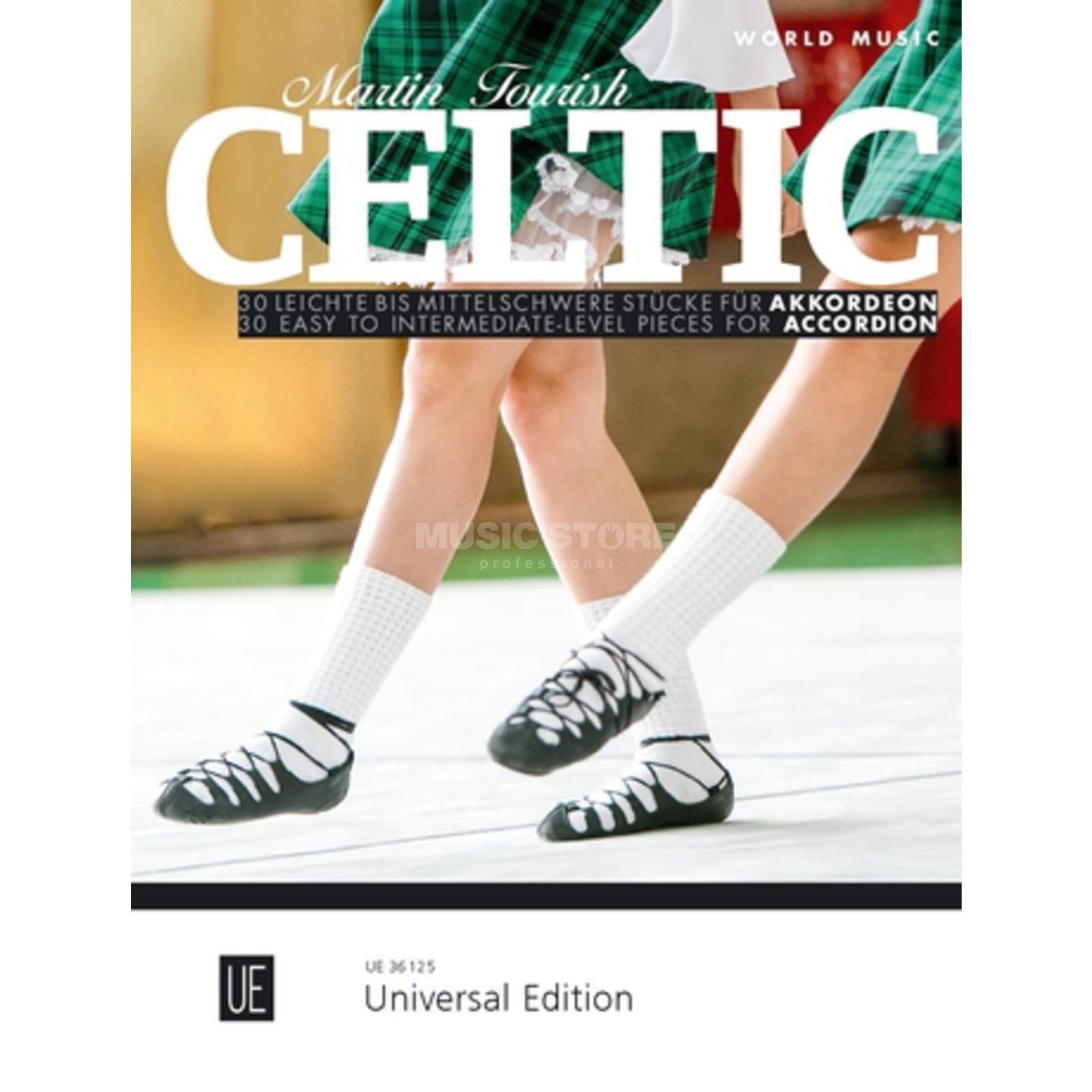 Universal Edition Celtic Accordion Produktbild