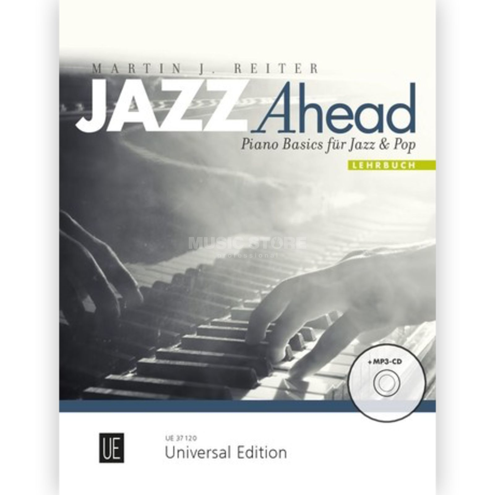 Universal Edition Jazz Ahead - Lehrbuch Product Image