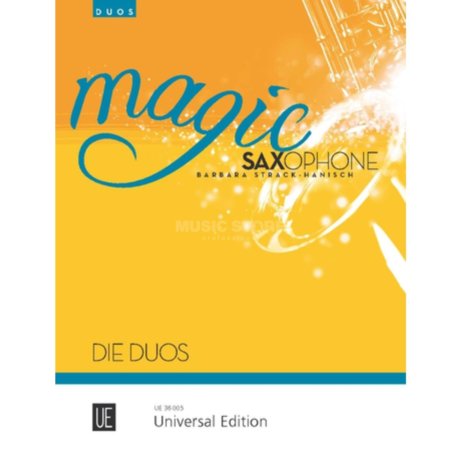Universal Edition Magic Saxophone - Duos Produktbillede