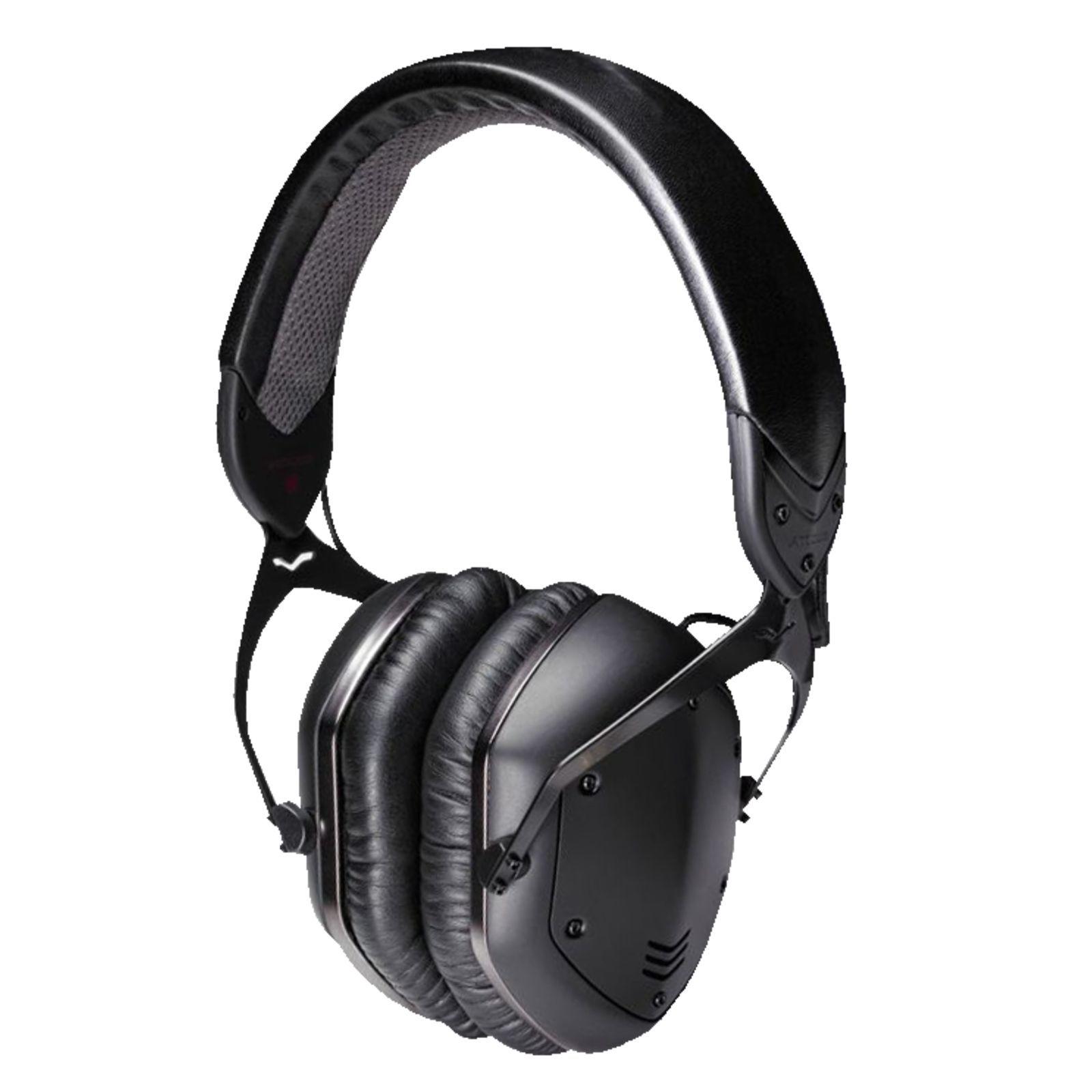 vmoda crossfade lp auriculares vocal matte black imagen del producto