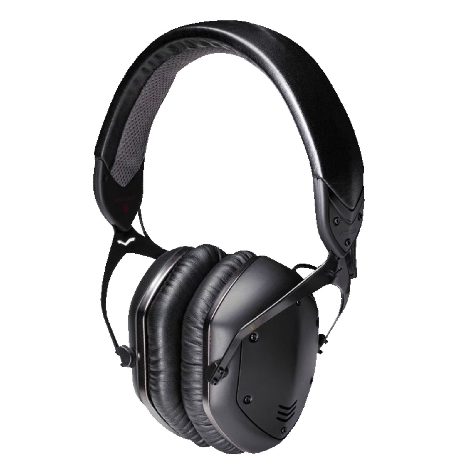 V-Moda Crossfade LP2 Vocal Headphones Matte Black Produktbillede