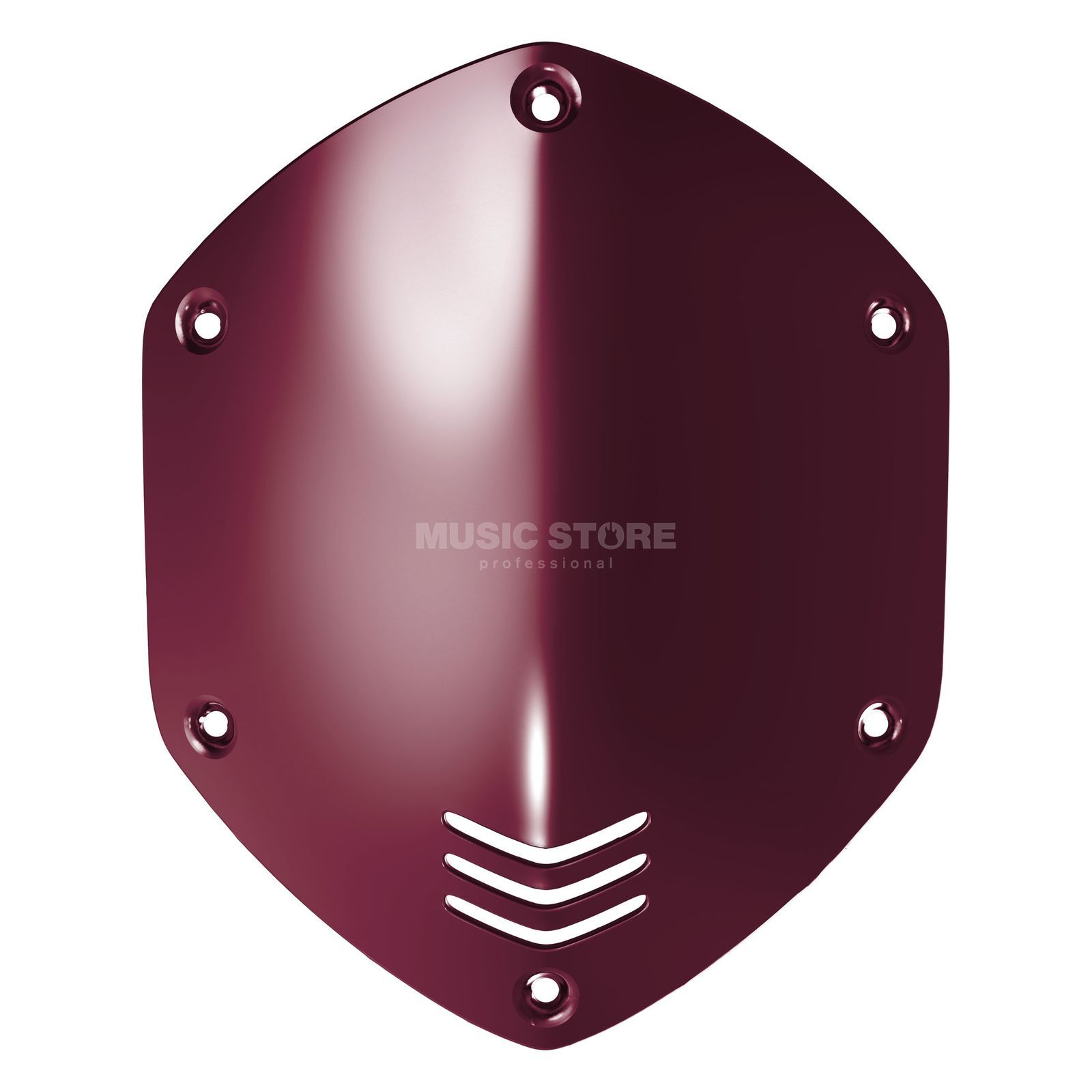 V-Moda Shield Kit M-100/LP2 (Over-Ear) crimson red Produktbillede