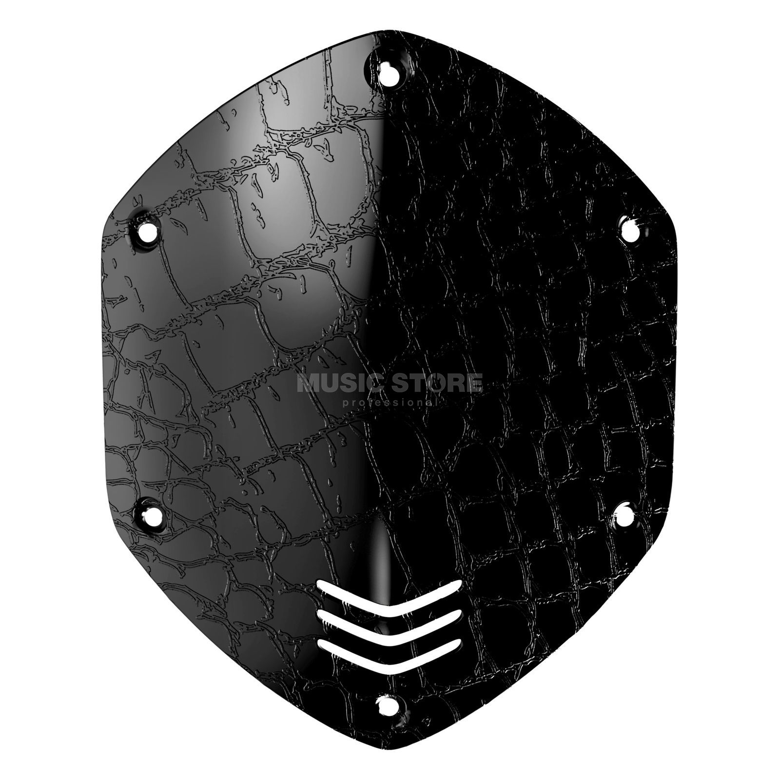 V-Moda Shield Kit M-100/LP2 (Over-Ear) croc skin black Produktbild
