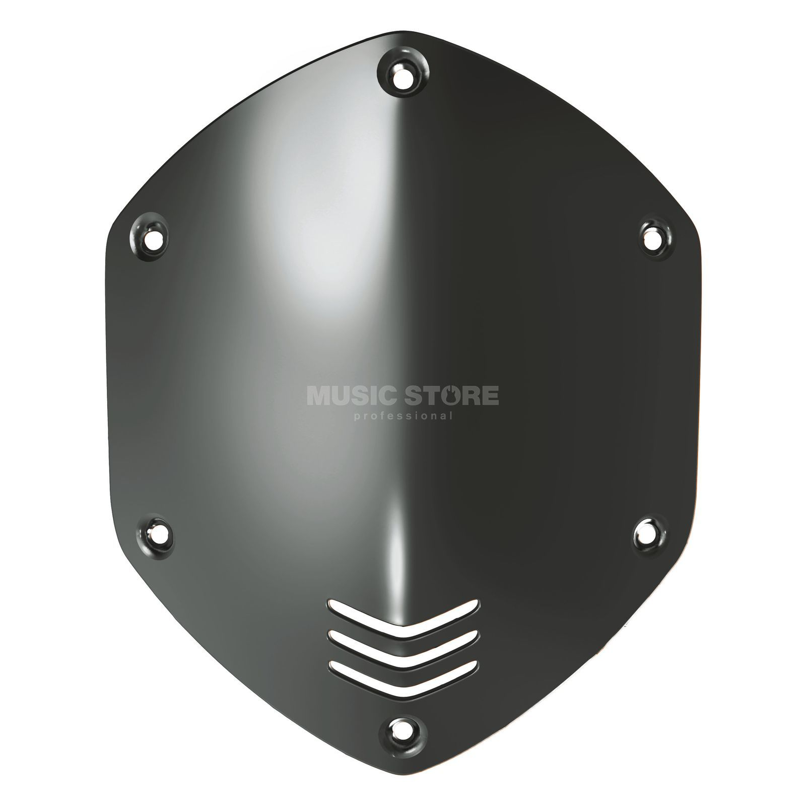 V-Moda Shield Kit M-100/LP2 (Over-Ear) gunmetal black Produktbillede