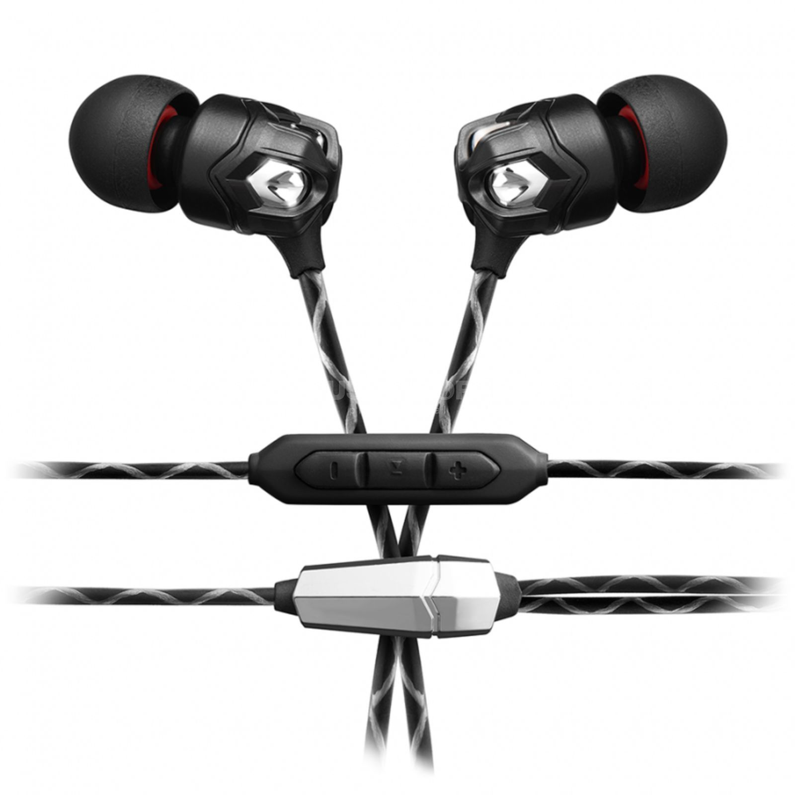 V-Moda ZN 3-Button In-Ear Headphone Black Produktbild