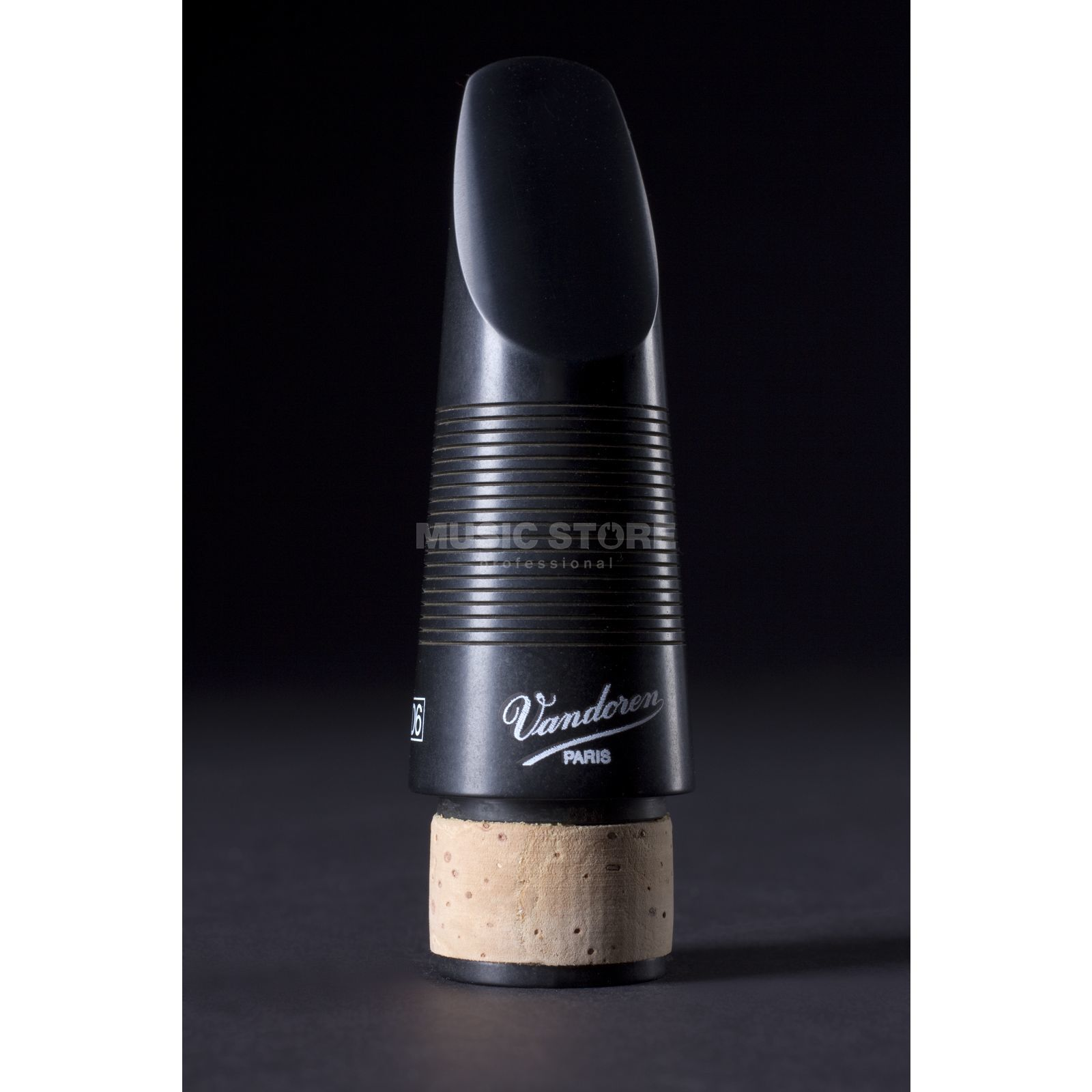 Vandoren D6 Bb-Clarinet Mouthpiece German System Product Image