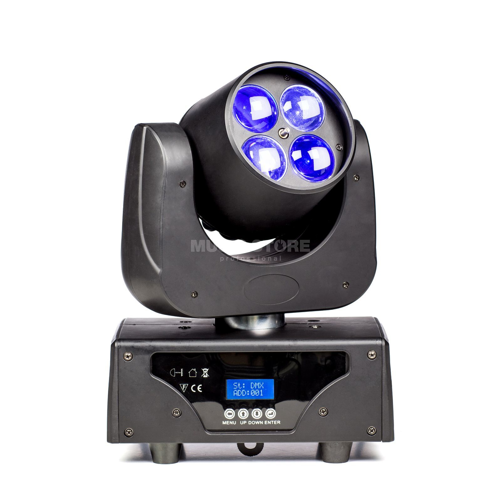 Varytec LED Easy Move Mini Beam & Wash 4x 15W RGBW LED Produktbillede