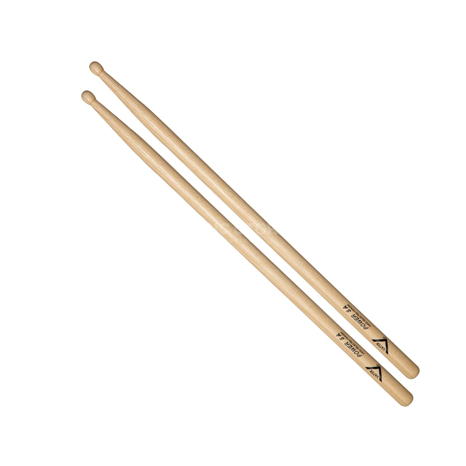 Vater Drumstix Power 5A Sticks Hickory Product Image