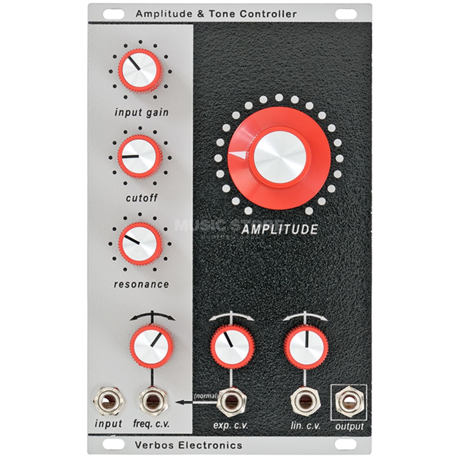 Verbos Electronics Amplitude and Tone Controller Produktbillede