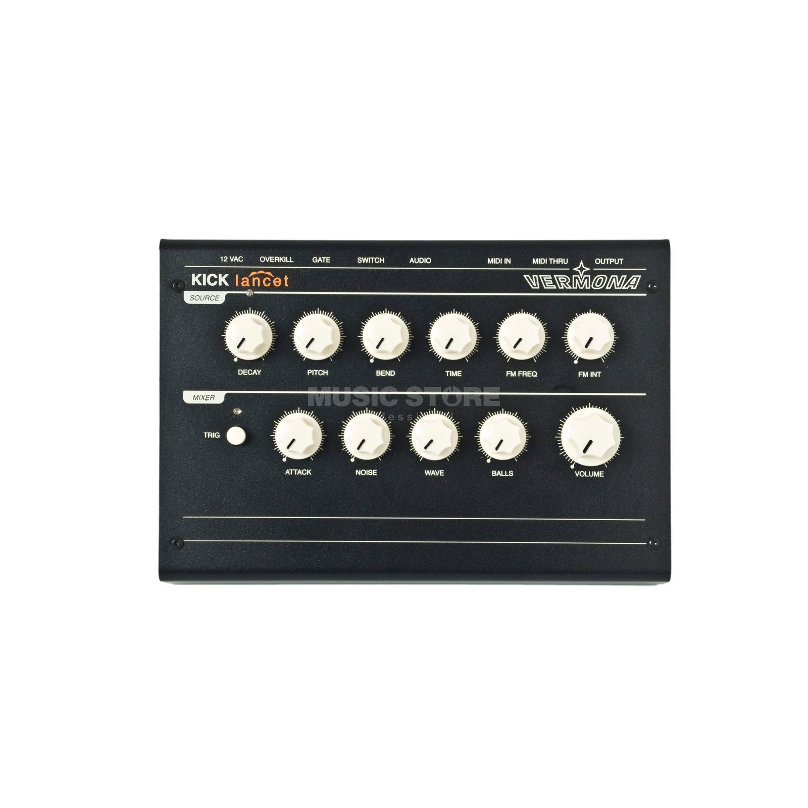 Vermona Kick Lancet Analoger Kickdrum Synth Produktbild