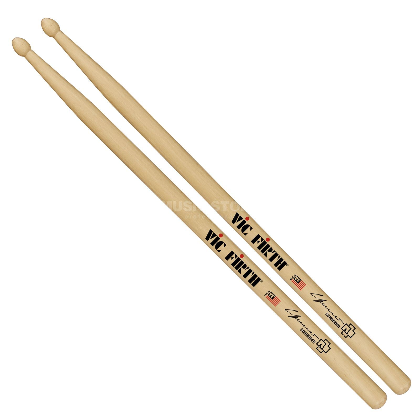 Vic-Firth Christoph Schneider Sticks SCS Signature Series Produktbild