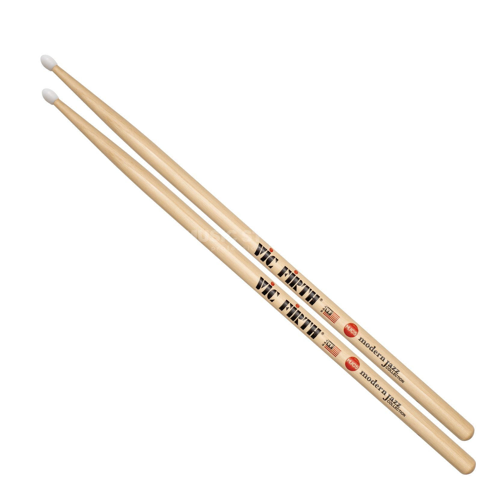 Vic-Firth Modern Jazz Sticks MJC5, Nylon Tip Product Image