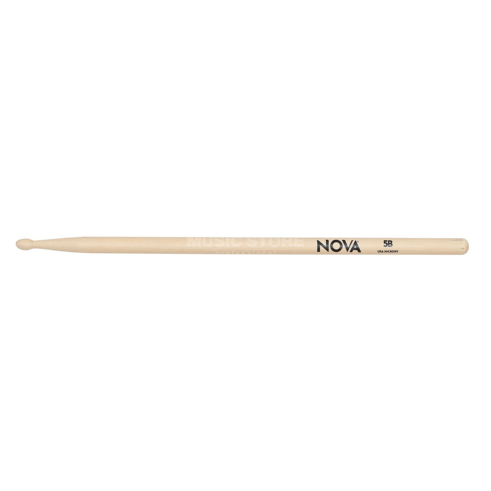 Vic-Firth Nova Drum Sticks 5B, Wood Tip Produktbild
