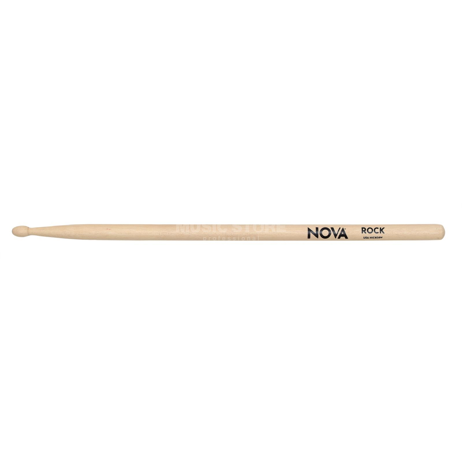 Vic-Firth Nova Drum Sticks ROCK, Wood Tip Produktbillede